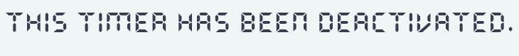Countdown